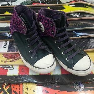 Sick purple converse!!